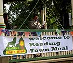 Reading Mayor opens Reading Town Meal